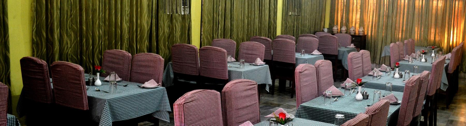 Pramoad Resturant at Neeladri